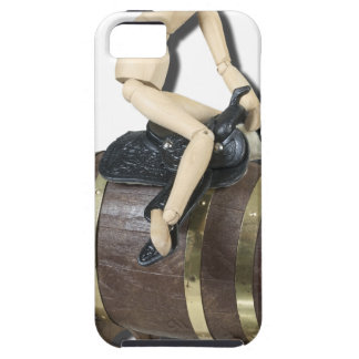 RidingSaddleOnBarrel091612 copy.png iPhone 5 Case