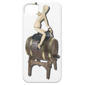 RidingSaddleOnBarrel091612 copy.png iPhone 5 Cases