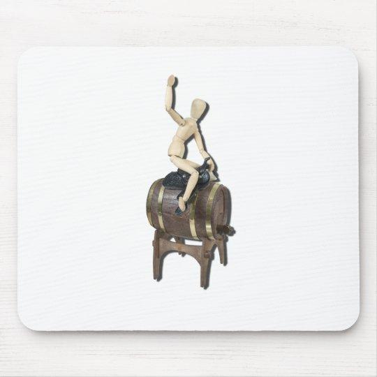 RidingSaddleOnBarrel091612 copy.png Mouse Pad