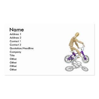 RidingSportBike081510 nombre dirección 1 direcc Plantillas De Tarjeta De Negocio