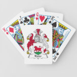 Ridler Family Crest Deck Of Cards