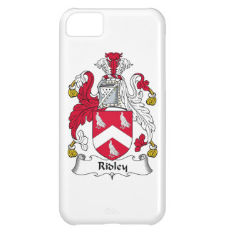 Ridley Family Crest Cover For iPhone 5C