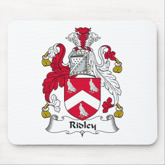 Ridley Family Crest Mouse Mat