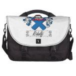Ridolfi Family Crest Laptop Commuter Bag