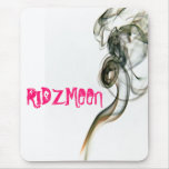 RIDZMEEN,,smoke_trails_inverted_by_newcastlemale, Mouse Pad