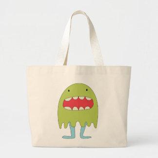 Ríe del verde del monstruo del EL =) Bolsa