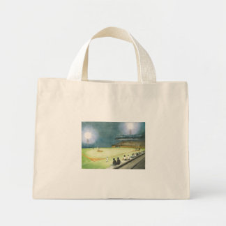 Riegel Stadium tote bag