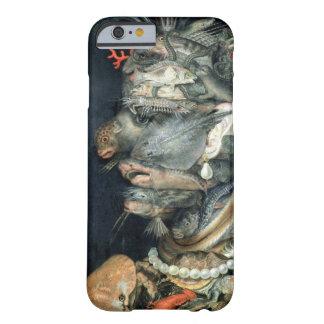 Riegue, (aceite en lona), Arcimboldo, José Funda Barely There iPhone 6