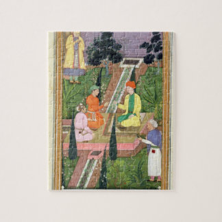 Riegue los jardines, del álbum de Clive (aguazo en Rompecabezas Con Fotos