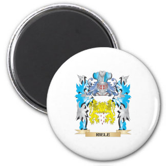 Riele Coat of Arms - Family Crest Refrigerator Magnet