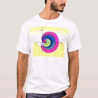 Riemann zeta function yellow.png T-Shirt