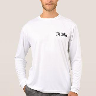 RIESE  ++  Manga larga atlética Camisetas