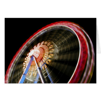 Riesenrad - Ferris Wheel Card