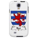 Riet Family Crest Galaxy S4 Case