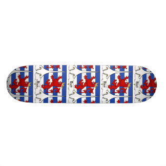 Riet Family Crest Skateboard Decks