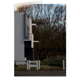 Rietveld Schröder House, Utrecht Greeting Card