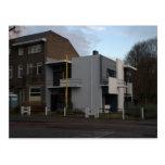 Rietveld Schröder House, Utrecht Post Card