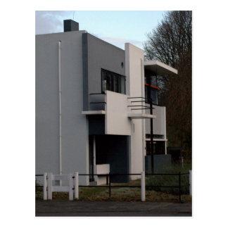 Rietveld Schröder House, Utrecht Postcard