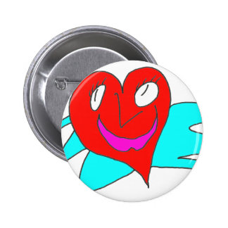 RIEUR1.png HEART Pinback Button