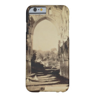 Rievaulx Abbey, North Yorkshire, 1854 (sepia photo Barely There iPhone 6 Case