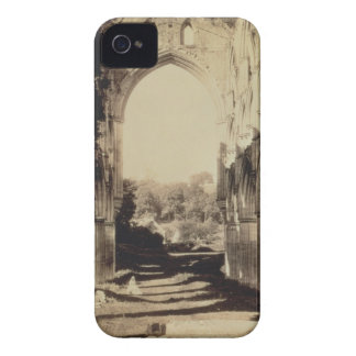 Rievaulx Abbey, North Yorkshire, 1854 (sepia photo iPhone 4 Cover