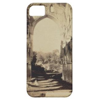 Rievaulx Abbey, North Yorkshire, 1854 (sepia photo iPhone SE/5/5s Case