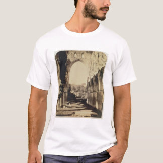 Rievaulx Abbey, North Yorkshire, 1854 (sepia photo T-Shirt