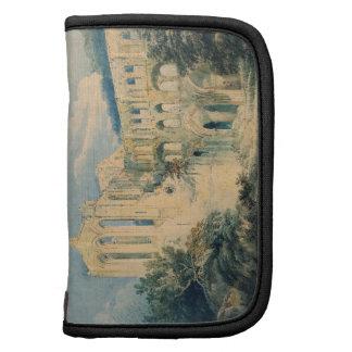 Rievaulx Abbey, Yorkshire, 1798 (w/c) Organizer