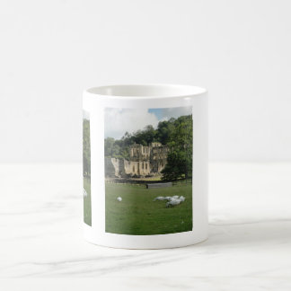 Rievaulx Abbey, Yorkshire, UK Coffee Mug