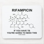 Rifampicin If You Have TB You're Going To Need Mouse Pad