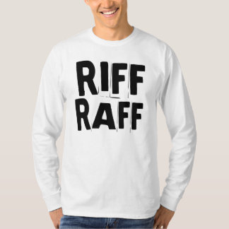 Riff raff clothing store