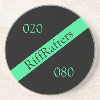 Riffrafter's Coaster coaster