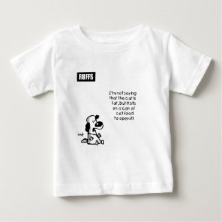 Riffs and Ruffs-March 3rd-harrop.jpg Baby T-Shirt