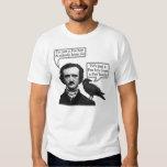 Riffs de Edgar Allan Poe en la rapsodia bohemia de Remeras