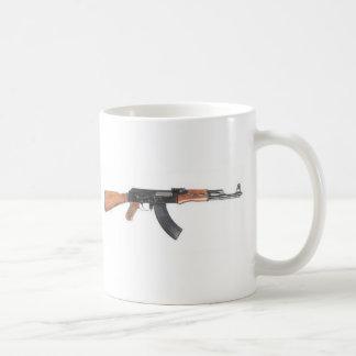 Rifle de asalto de AK47 Taza