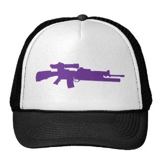 Rifle de asalto gorro