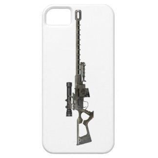 Rifle de francotirador iPhone 5 Case-Mate funda