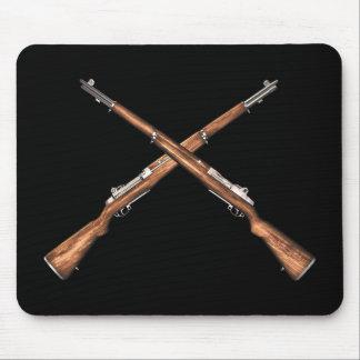 Rifle de M1 Garand Tapete De Ratones