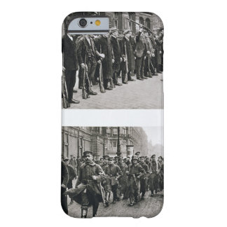 Rifle drill of the Spartacists (top) Revolutionary Barely There iPhone 6 Case
