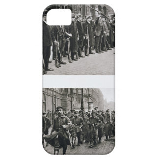 Rifle drill of the Spartacists (top) Revolutionary iPhone SE/5/5s Case