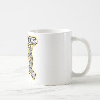 Rifle Expert Badge Coffee Mug