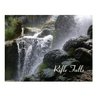 Rifle Falls Postcard