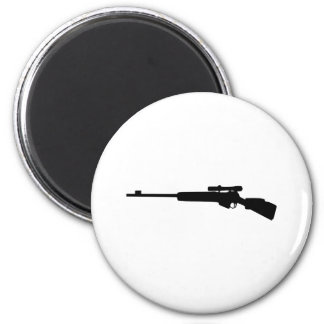 Rifle Fridge Magnets