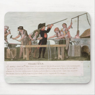 Rifle Makers' Workshop, 1793 Mouse Pad