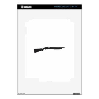 Rifle iPad 3 Skin