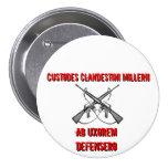 Rifles cruzados, Custodes Clandestini Millerii,… Pins