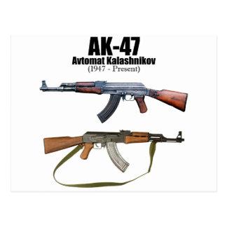 Rifles de asalto de Avtomat Kalashnikova de la his Postal