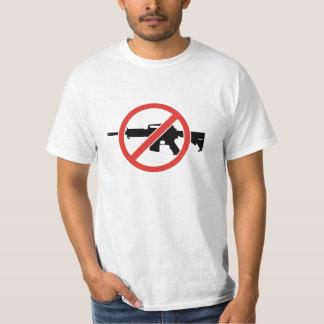 ¡Rifles de asalto de la prohibición!  ¡Pare la Playera