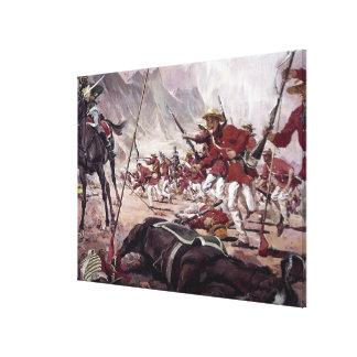 Rifles de Mississippi por la impresión de Ken Lienzo Envuelto Para Galerias