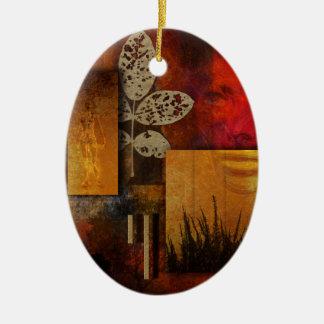 Rift Ceramic Ornament
